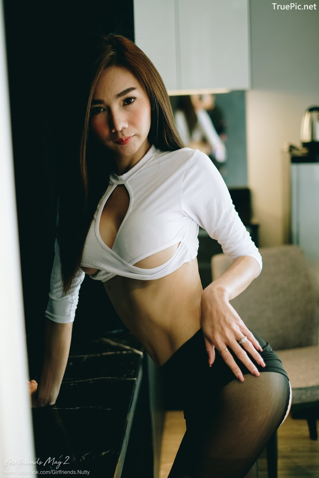 Image Thailand Model - Tadsanapon Kampan - WFH (Work from Hotel) - TruePic.net - Picture-6