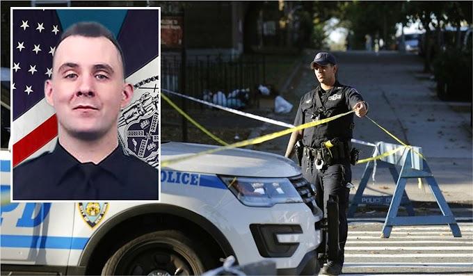 El NYPD aclara que oficial muerto a tiros en El Bronx fue baleado por compañeros de uniforme