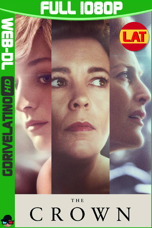 The Crown (2020) Temporada 04 NF WEB-DL 1080p Latino-Inglés MKV