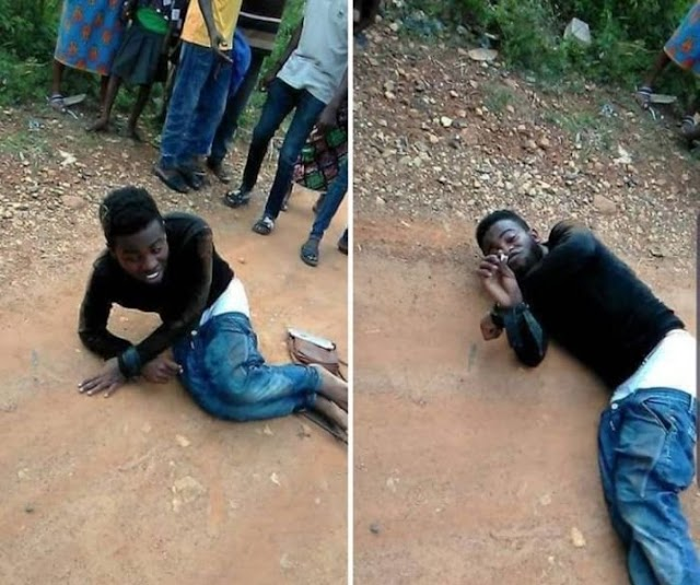 EKSU Student Reportedly Runs Mad While Coming Back From school
