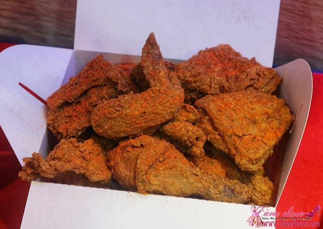Spicy Aroma Chicken