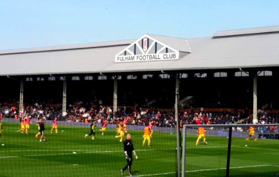 best stadiums in uk craven cottage