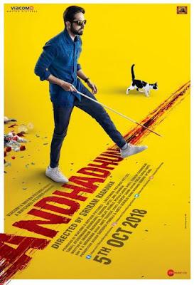 Andhadhun Indian Movies Beyond Imagination