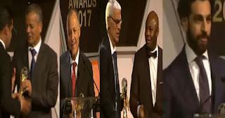 تعرف على القائمة الكاملة للفائزين بجوائز الكاف عن عام 2017