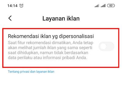 Cara Ampuh Menghilangkan Iklan di Xiaomi Tanpa Root