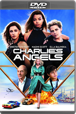 Charlie's Angels [2019] [DVD R1] [Latino]