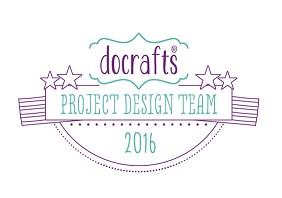 I proudly design for Docrafts