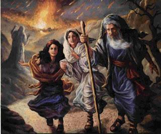 Lot, Sodoma, Gomorra, sal, salir, santidad, Iglesia, Ecclesía, Juan Carlos Parra,
