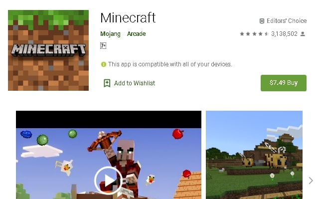 best paid for android games