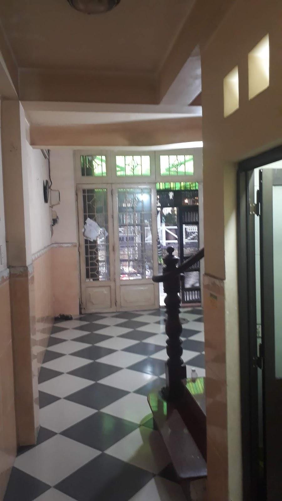 Bán nhà Mặt tiền đường Nguyễn Văn Ngọc phường Tân Thành quận Tân Phú. DT 4x12m