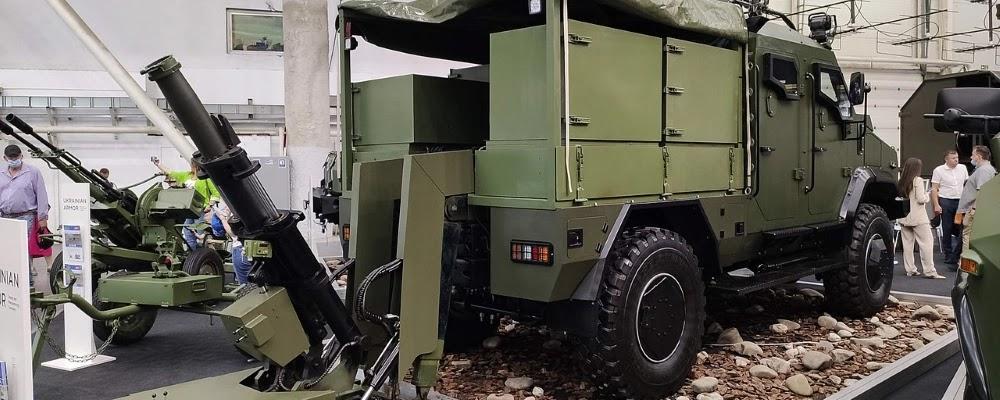 Міноборони стягнуло з Української бронетехніки неустойку за затримку розробки самохідного міномету