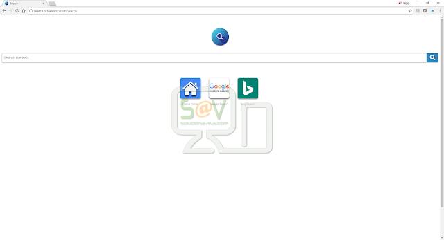 Search.privatesrch.com (Hijacker)