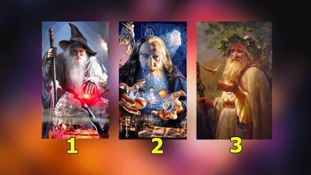 Что вас ожидает в ближайшие три дня? Расскажет мудрый волшебник