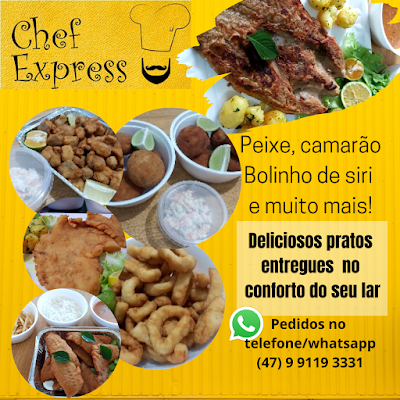 chef express delivery