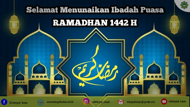 Surat Pemberitahuan Libur Puasa Ramadhan 1442 H
