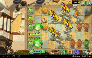 Plants vs zombies 2 apk terbaru update