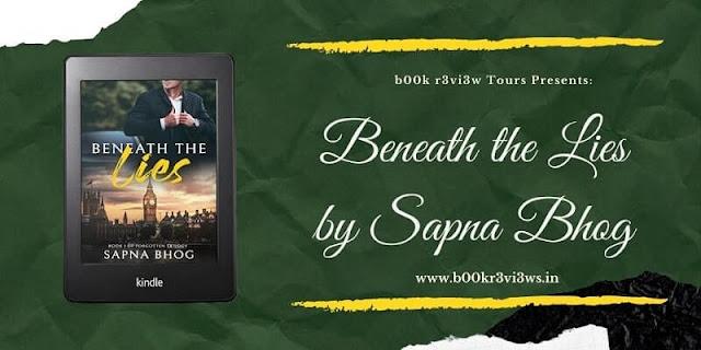 Kitab Parichay: Beneath the Lies by Sapna Bhog