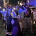 Voici à quoi ressemblait la sortie des bars dans la nuit de vendredi à samedi au centre-ville de Trois-Rivières.