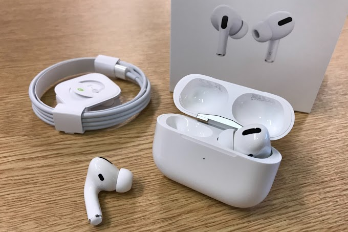 SORTEIO - Concorra a um par de AirPods Pro Apple!