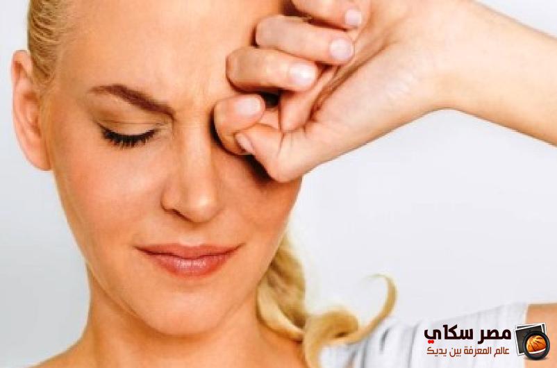 الصداع الناتج من أمراض العيون وأسبابه بالصور Headaches