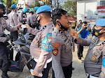 Tingkatkan Disiplin Anggota, Polres Toraja Utara Gelar Gaktibplin
