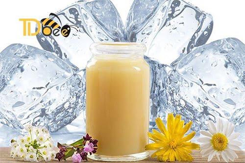 cách bảo quản sữa ong chúa