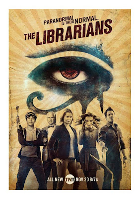 The Librarians Season 3 poster