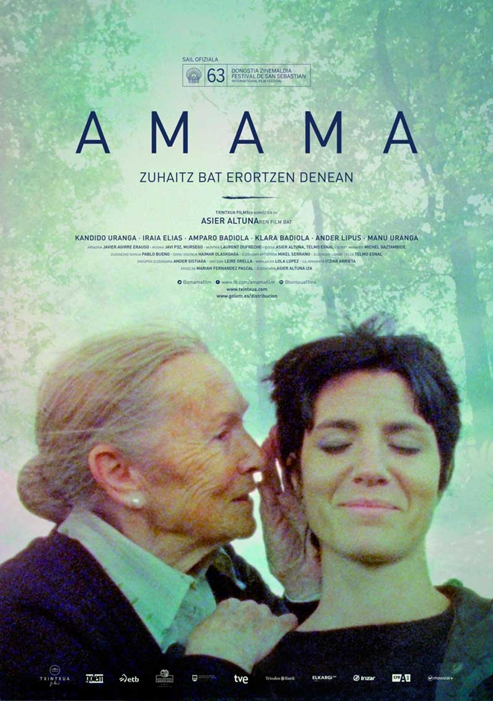 Póster: Amama
