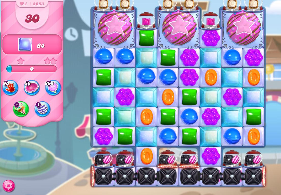 Candy Crush Saga level 5053