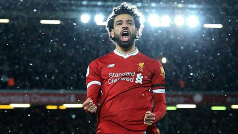 Liverpool sẵn sàng nâng lương gấp đôi cho Salah