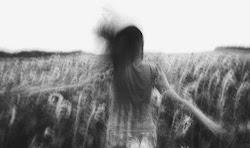 «Στα μάτια του ανθρώπου καθρεφτίζεται η ψυχή του …  είναι η ψυχή που μου λέει να σε ακολουθήσω …  στην εύθραυστη μελαγχολία που κρύβει το βλ...