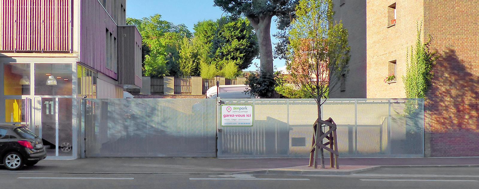 Parking Zenpark Victoire, Tourcoing