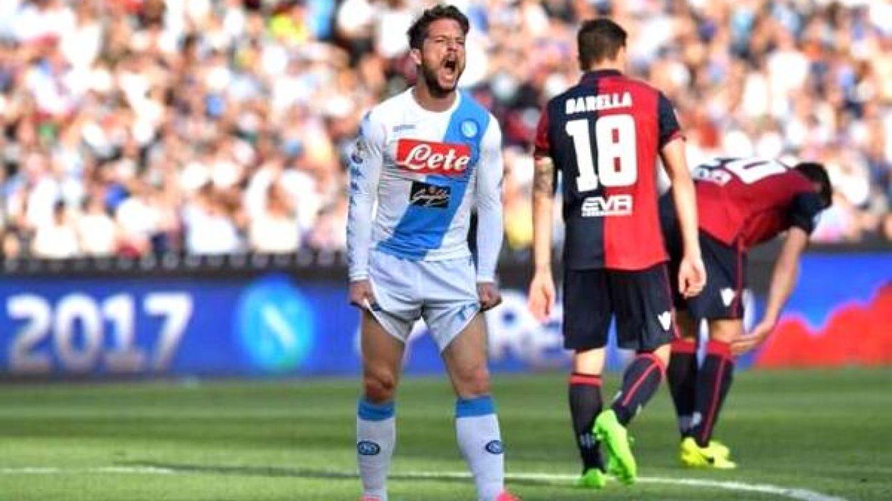 موعد مباراة نابولي وكالياري الدوري الايطالي