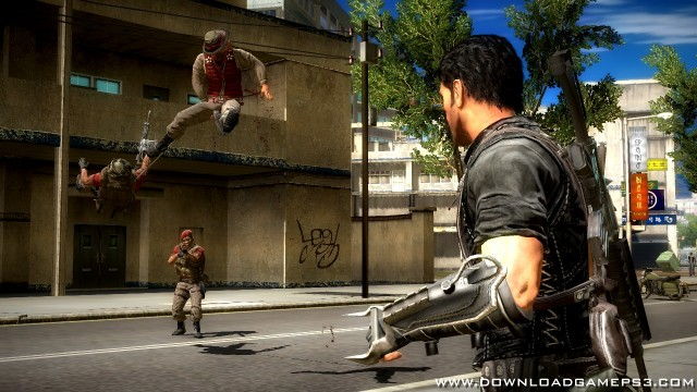 Just Cause 2 - Download game PS3 PS4 RPCS3 PC free