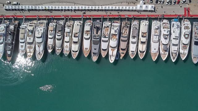 Για 7η χρονιά στο Ναύπλιο το Mediterranean Yacht Show
