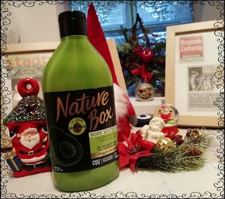 body lotion nature box