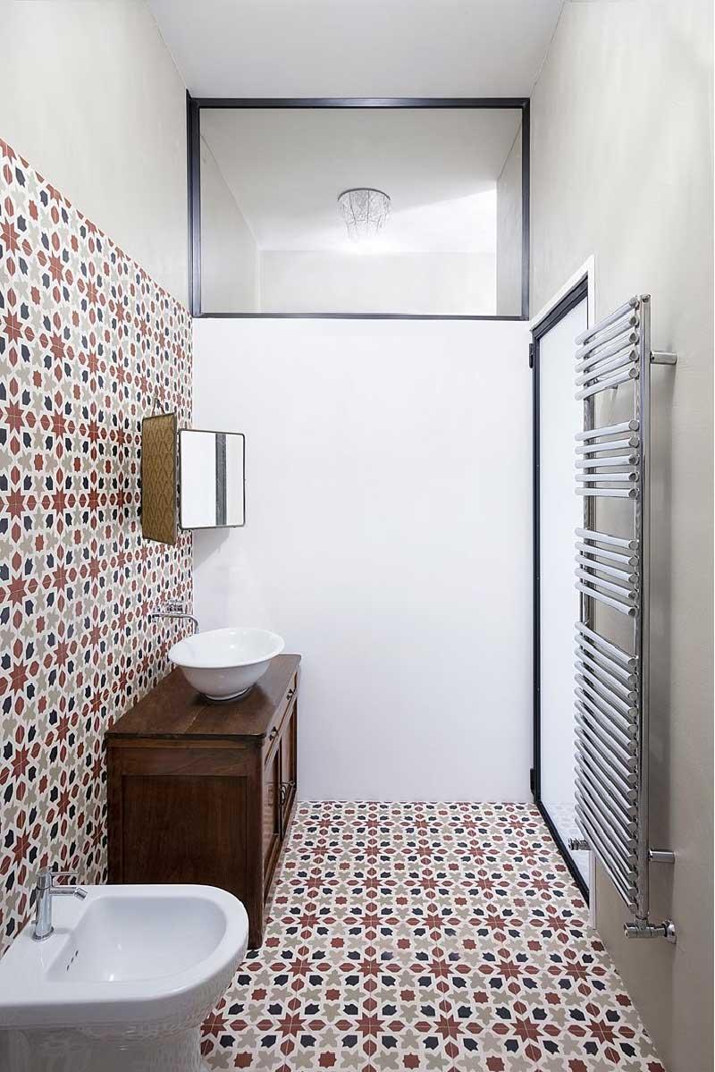 Un appartamento elegante tra semplicit contrasti e for E interior design
