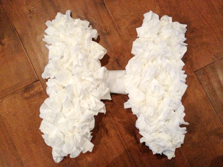 Finding Sunday: DIY Cupid Costume
