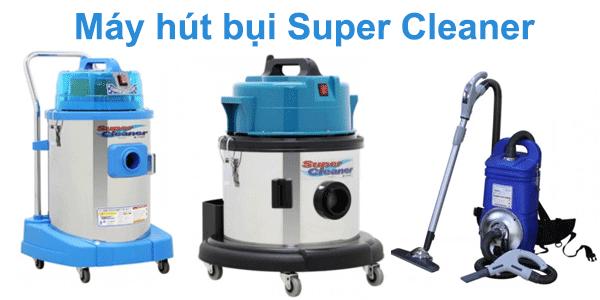 máy hút bụi công nghiệp lớn super cleaner