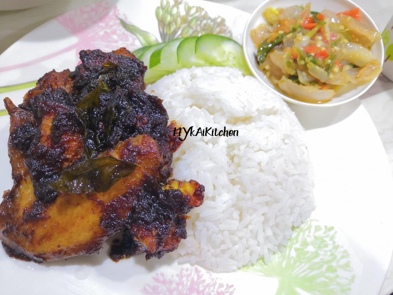 resepi kari ayam simple sedap  quotes Resepi Ayam Masak Kunyit Berkuah Enak dan Mudah