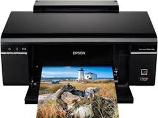 Image Epson Stylus Photo P50 Printer