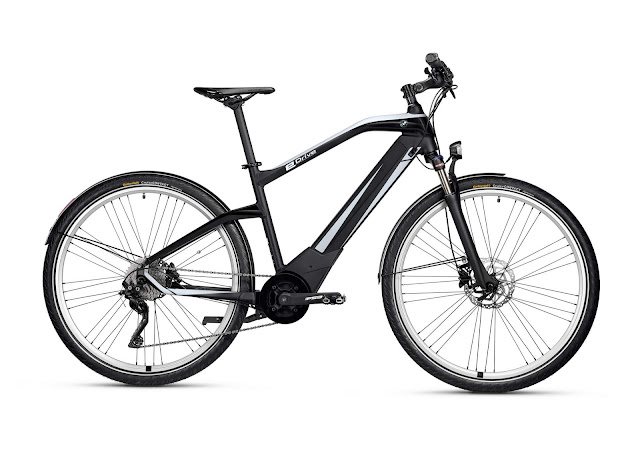 BMW Activehybrid e-bike