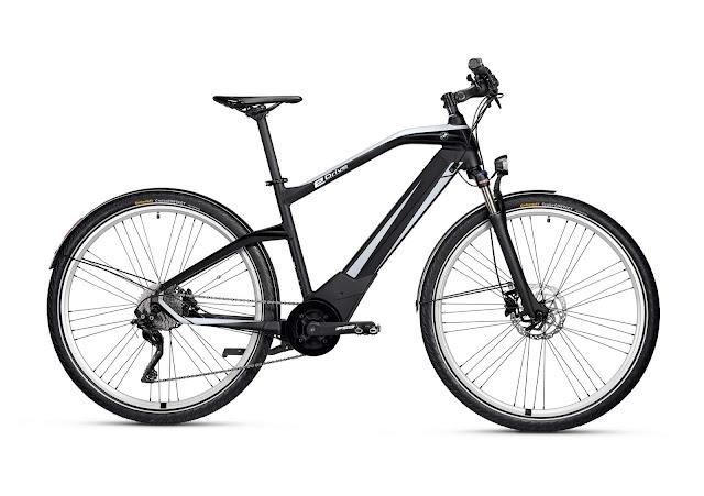 BMW Activehybrid e-bike