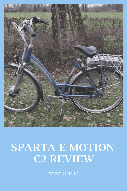 Sparta e motion c2 review