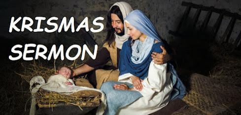 Mizo Krismas Sermon Chhiar tur