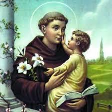 Cantos  missa de Santo Antonio