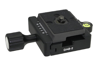 Desmond DBA-2 RC2 and Arca QR Clamp w/ 200PL-14 plate