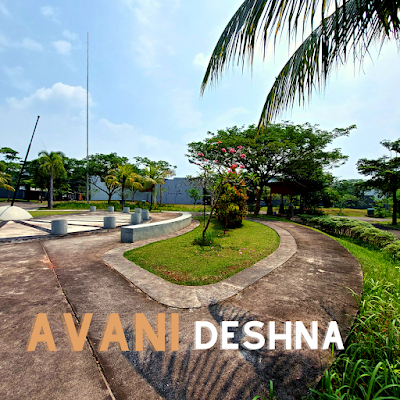 the avani deshna bsd city