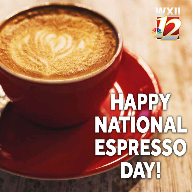 National Espresso Day Wishes Photos