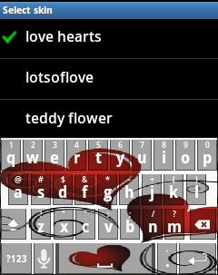Glow legacy red keyboard skin apk download | apkpure. Co.